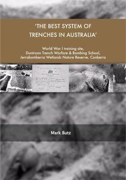 Best System for Trenches in Australia