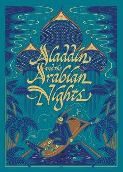 Aladdin and the Arabian Nights (Barnes & Noble Children's Leatherbound Classics)