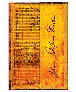 Embellished Manuscripts - Bach Cantata Mini Lined