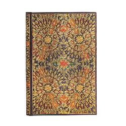 Notebook - Fire Flowers - Mini - Lined - 240pgs