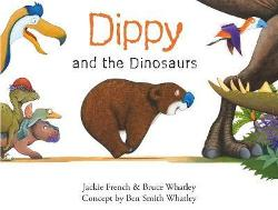 Dippy and the Dinosaurs (Dippy the Diprotodon, #2)