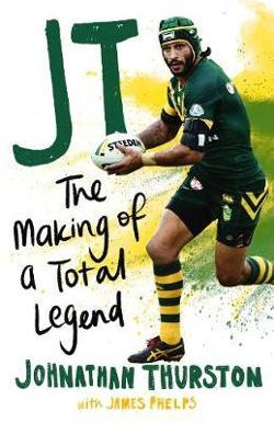 JT -The Making of a Total Legend