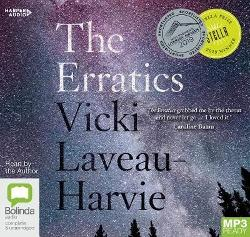 Erratics (MP3 Audiobook)