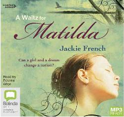 Waltz for Matilda (MP3 CD Audiobook)