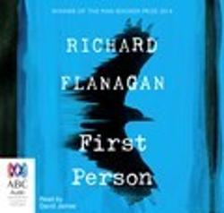 First Person (MP3 CD)