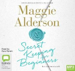 Secret Keeping For Beginners (MP3 CD)
