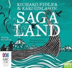 Saga Land (MP3 CD)