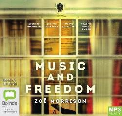 Music And Freedom (MP3 CD)