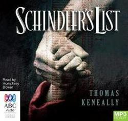 Schindler's Ark - MP3 Audio