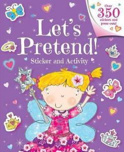 Let's Pretend! Sticker and Activity