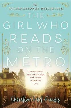 Girl Who Reads on the Metro