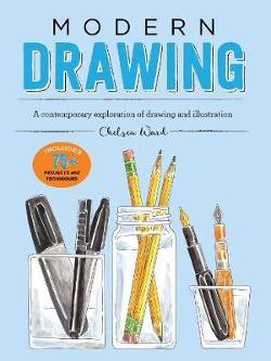 Modern Drawing - A contemporary exploration of drawing and illustration.  A contemporary exploration of drawing and illustration