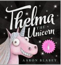 Thelma the Unicorn  - with Unicorn Horn