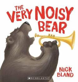 Very Noisy Bear PB
