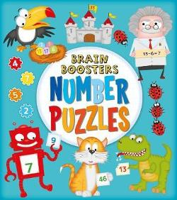 Number Puzzles Brain Boosters Series 2