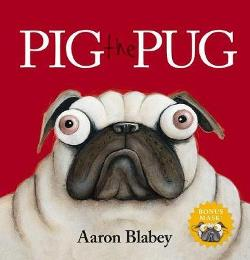 Pig the Pug -  with Mask