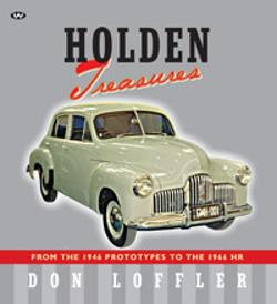 Holden Treasures: From the 1946 prototypes to the 1966 HR