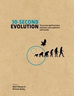 30-Second Evolution - The 50 Most Significant Ideas and Events, Each Explained in Half a Minute