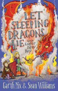 Let Sleeping Dragons Lie: Have Sword, Will Travel #2