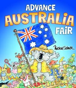 Advance Australia Fair Picture Book