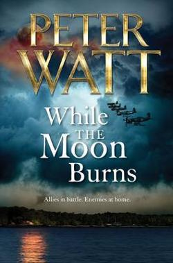 While the Moon Burns - The Frontier Series #11