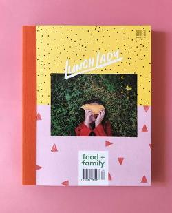 Lunch Lady Magazine Issue 14