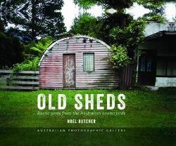 Australian Photographic Gallery - Old Sheds