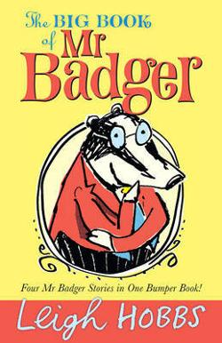 Big Book of Mr Badger
