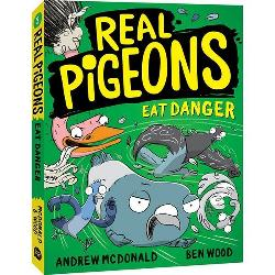 Real Pigeons Eat Danger ( Book 2 )
