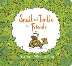 Snail and Turtle are Friends Board Book