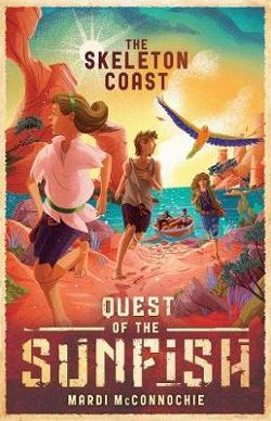 Skeleton Coast: Quest of the Sunfish #3