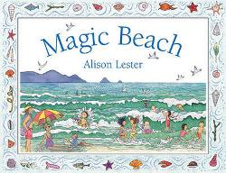 Magic Beach Board Book