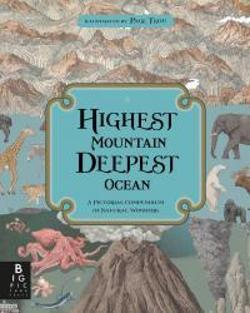 Highest Mountain, Deepest Ocean <br> <br>Highest Mountain, Deepest Ocean