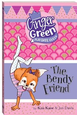 Bendy Friend - Ginger Green