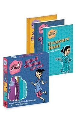 Billie B Brown: Billie B Skipping! (3 book set, with skipping rope)