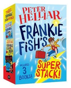 Frankie Fish's Super Stack! -  Includes 2 novels and a bonus pranking guide!
