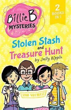 Stolen Stash + Treasure Hunt - TWO Billie B Mysteries!