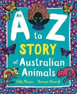 A to Z Story of Australian Animals