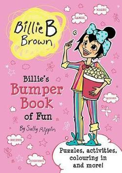 Billie's Bumper Book of Fun - A Billie B Brown Activity Book