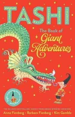 Book of Giant Adventures: Tashi Collection 1