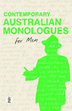 Contemporary Australian Monologues for Men