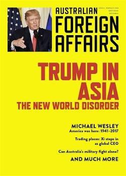 AFA #2 Trump in Asia: The New World Disorder