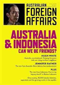 AFA #3 Australia and Indonesia: Can we be Friends?