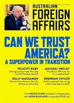 AFA #8 Can We Trust America?: A Superpower in Transition