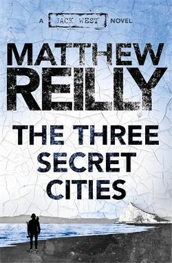 Three Secret Cities ( Jack West Jr #5)