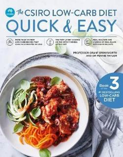 CSIRO Low-Carb Diet Quick & Easy