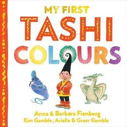 Colours: My First Tashi 2