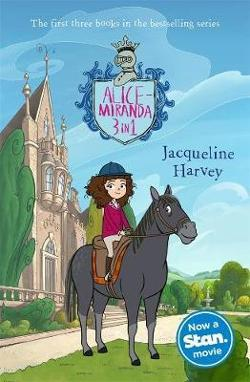 Alice-Miranda 3 in 1 - Movie Tie-in: The First Three Books in the Bestselling Series