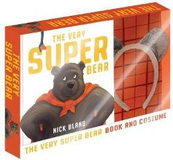 Very Super Bear Box Set with Costume
