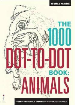 1000 Dot-to-Dot Animals